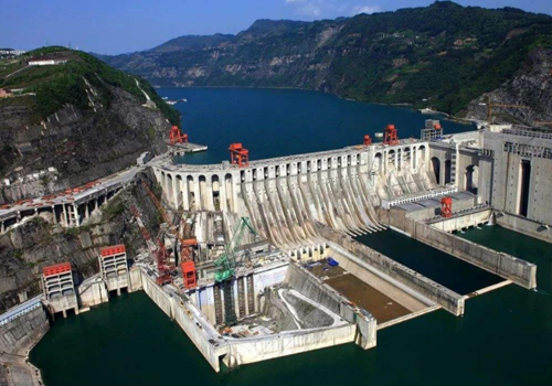 Xiangjiaba Hydropower Station