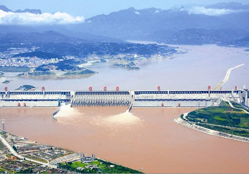 Gezhouba Hydropower Station