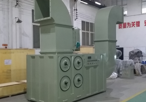 Brush Carrier and Carbon Dust Collector for Steam Turbine Generators